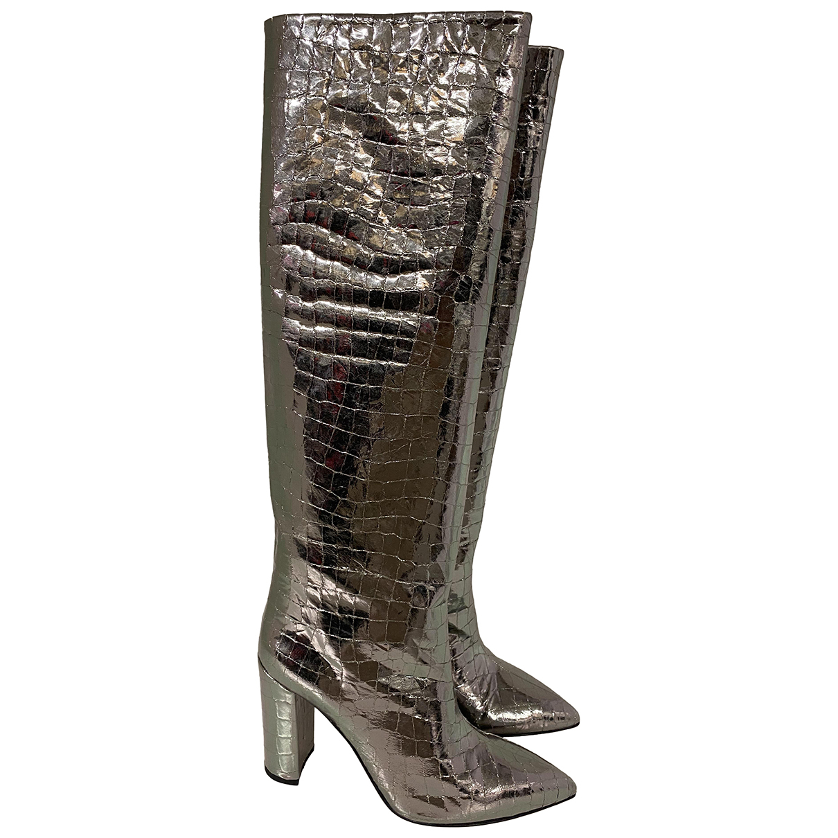 Paris Texas - Bottes   pour femme en cuir