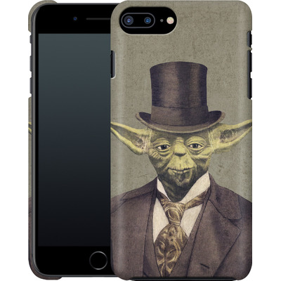Apple iPhone 8 Plus Smartphone Huelle - Sir Yodington von Terry Fan