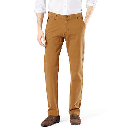 Dockers Men's Ultimate Chino With Smart 360 Flex Slim Fit, 36 29, Brown