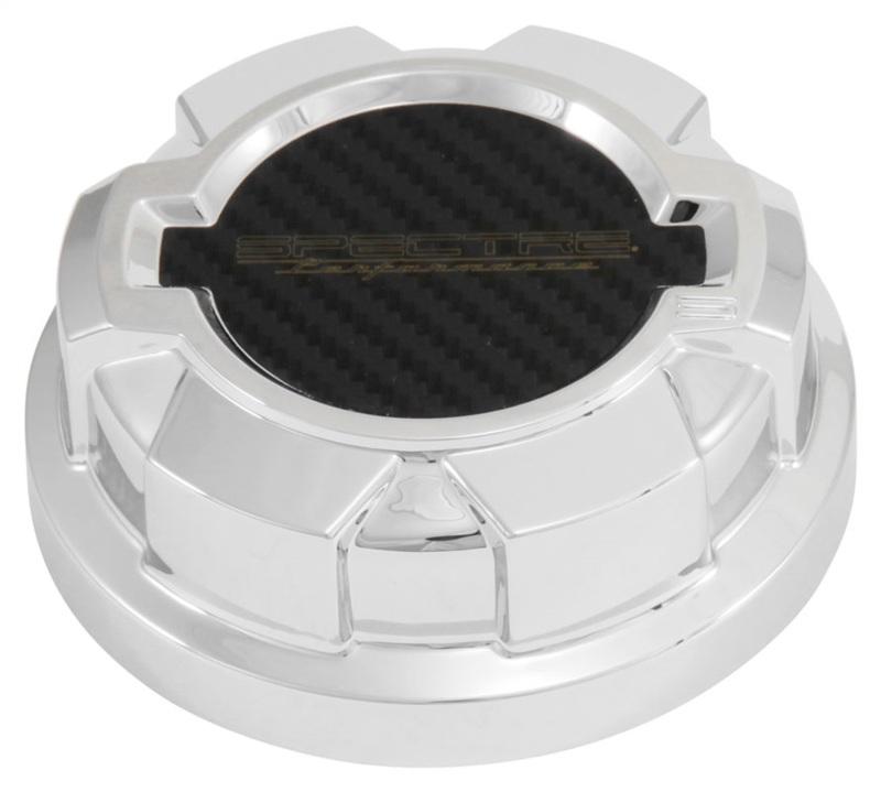 Spectre 42933 Ford Overflow Cap Cover (Modern Design) - Chrome