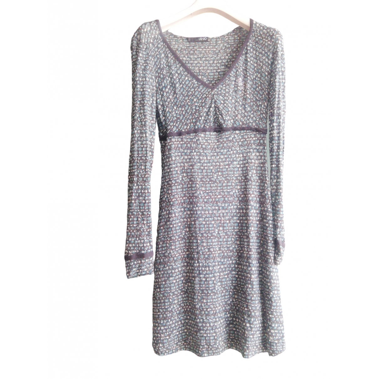 Liu.jo \N Kleid in  Bunt Wolle