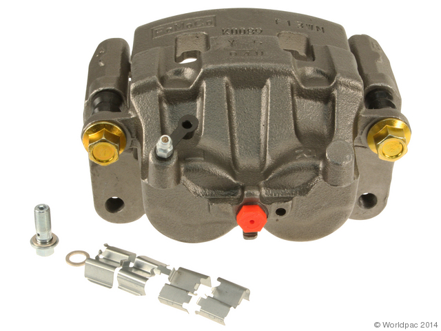 WBR W0133-1907528 Disc Brake Caliper Mazda CX-9 Front Left 2007-2013