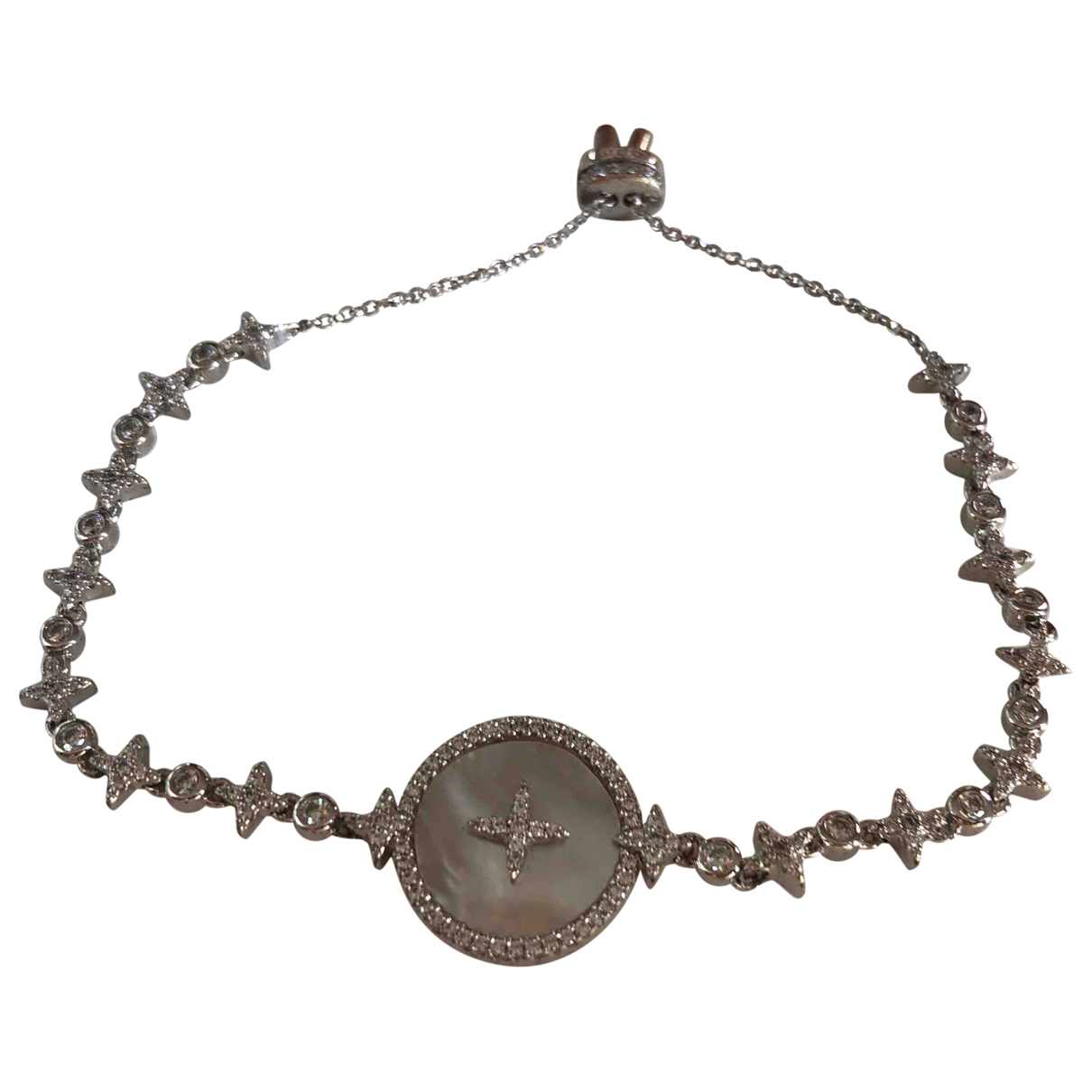 Apm Monaco - Bracelet   pour femme en metal - argente
