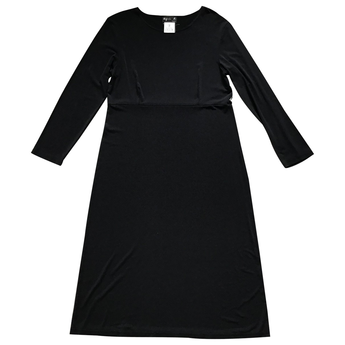Agnès B. \N Black dress for Women 3 0-5