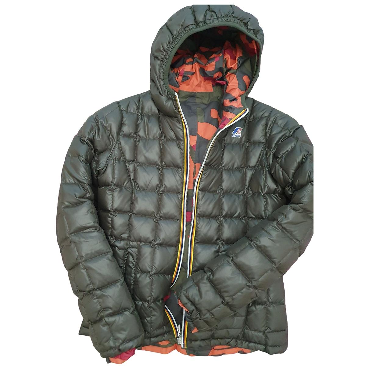 K-way \N Brown jacket & coat for Kids 14 years - S UK