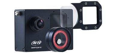Aim Sports X98KVOCHD0 SmartyCam HD Glass Replacement Kit