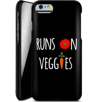 Apple iPhone 6 Smartphone Huelle - Runs on Veggies von caseable Designs
