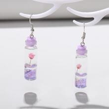 Bottle Drop Earrings