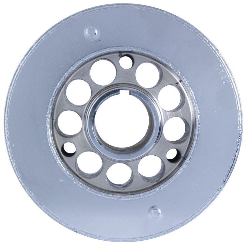 Fluidampr 550203 Wide Belt Steel Internally Balanced Damper Ford 8BA Flat Head