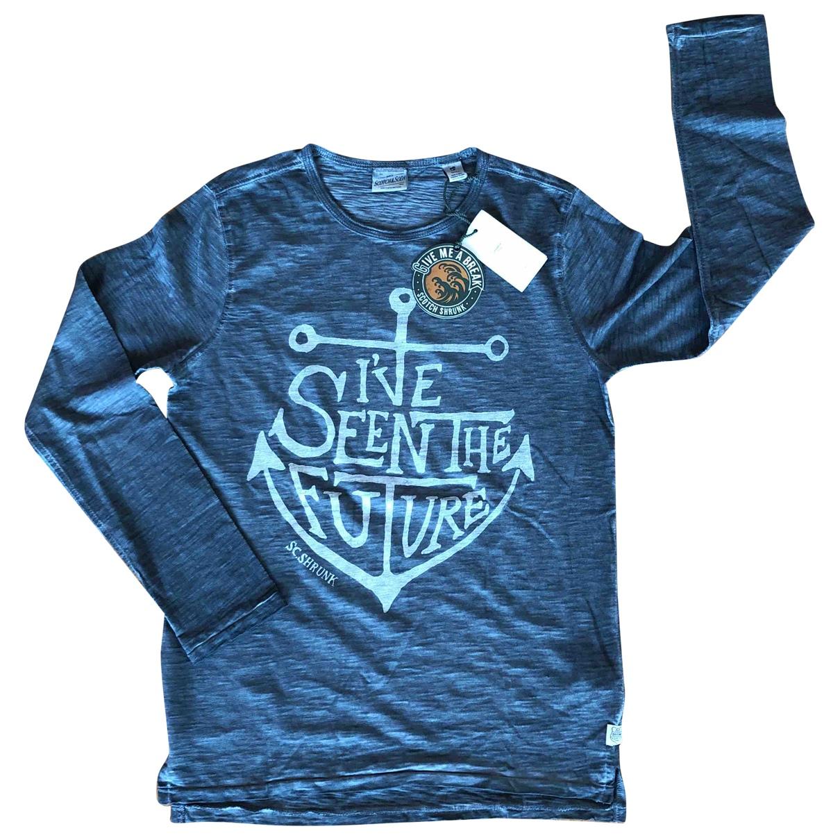 Scotch & Soda N Grey Cotton Knitwear for Kids 12 years - XS FR