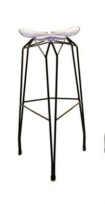 Diamond 175-KB4-BL-T Bar Stool in