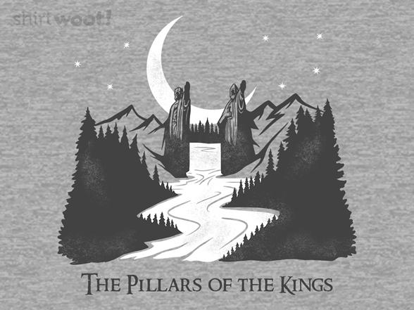 The Pillars Of Kings T Shirt