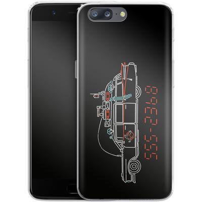 OnePlus 5 Silikon Handyhuelle - 555-2368 von Rocketman