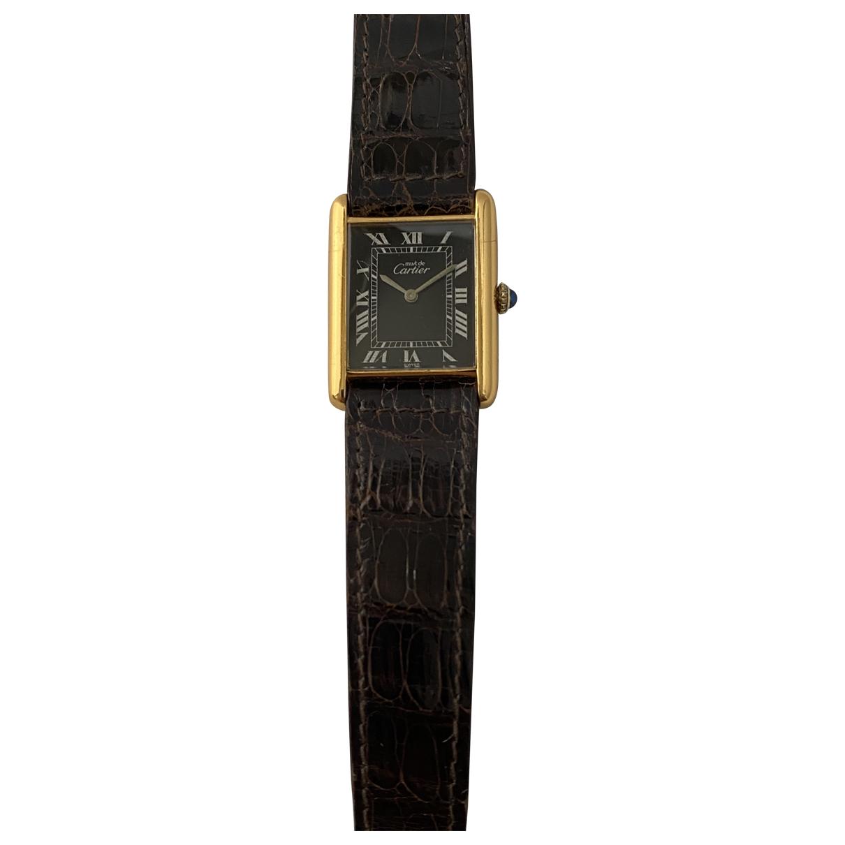 Relojes Tank Must de Bermellon Cartier