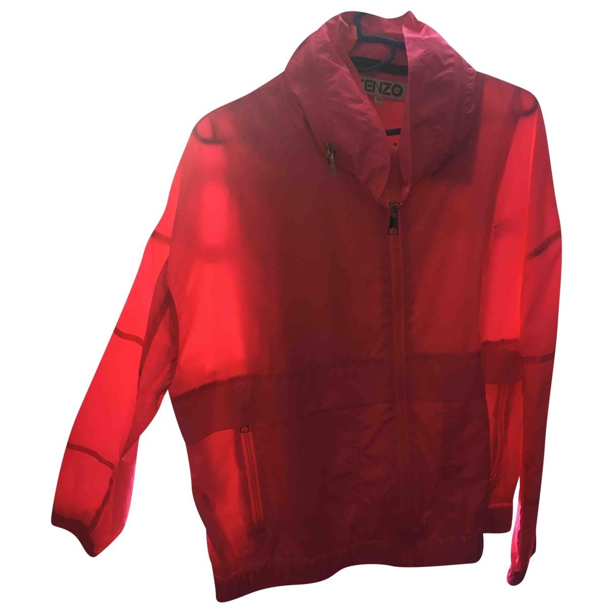 Kenzo \N Pink jacket for Women 38 FR