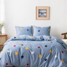 Star Print Bedding Sets Without Filler