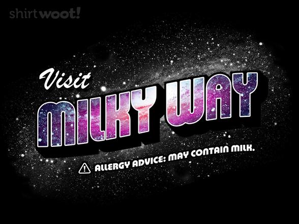 Milky Way T Shirt