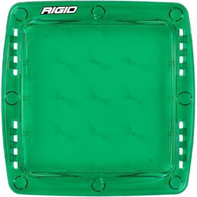 Rigid Industries Q-Series Light Cover (Green) - 103973