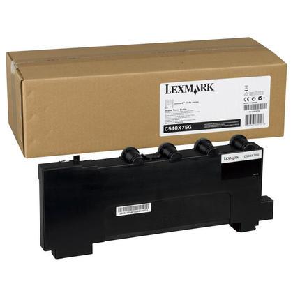 Lexmark C540X75G bouteille de récupération de toner usagé original