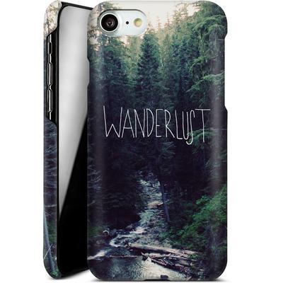 Apple iPhone 8 Smartphone Huelle - Wanderlust - Rainier Creek von Leah Flores