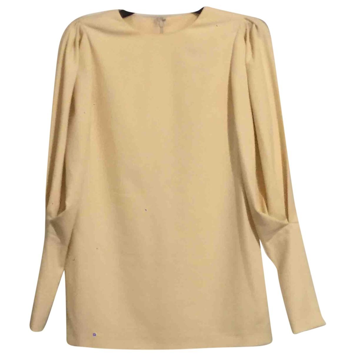 Normaluisa \N Ecru dress for Women 40 IT