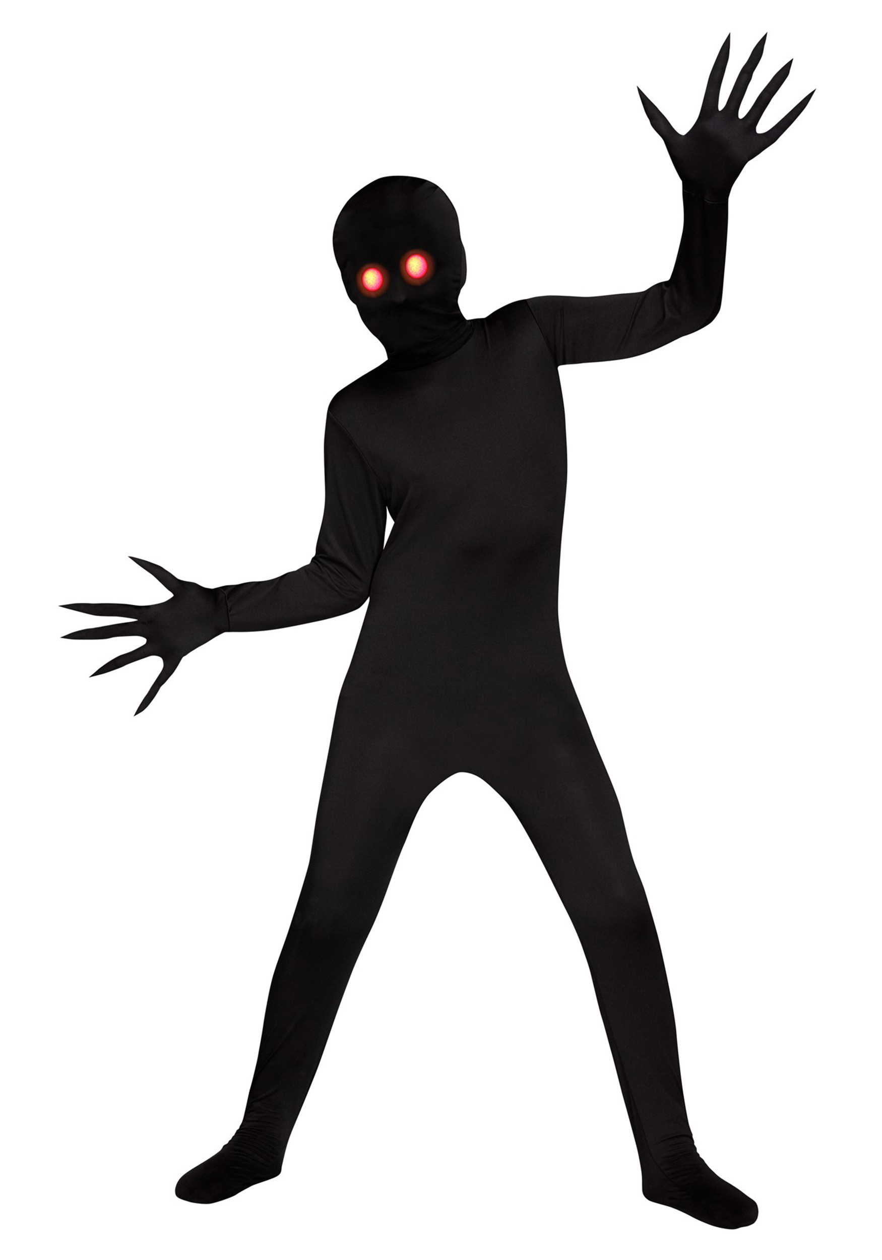 Fade Eye Shadow Demon Costume for Boys