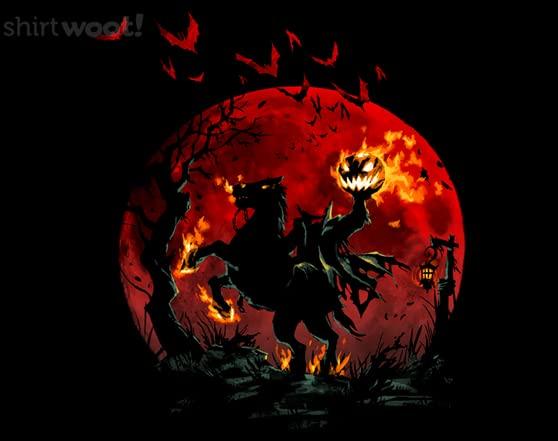 Bad Moon Rising T Shirt