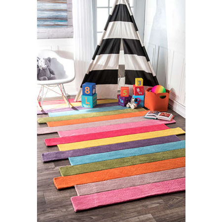 nuLoom Hand Tufted Pantone Rug, One Size , Multiple Colors