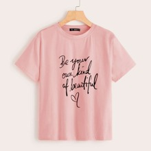 Be Your Own Kind of Beautiful Graphic Tee
