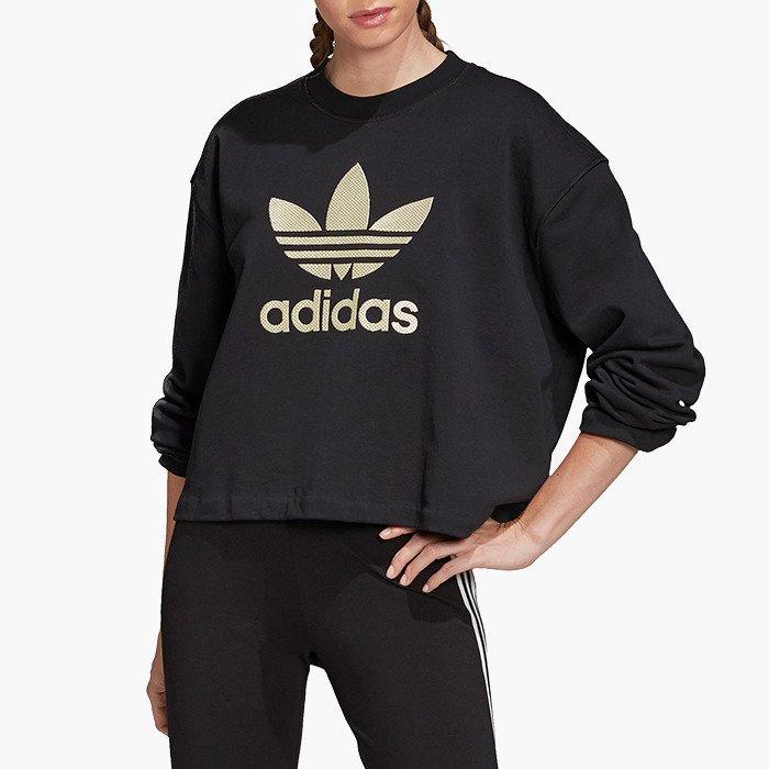 adidas Originals Premium Trefoil Crew Sweatshirt FM2623