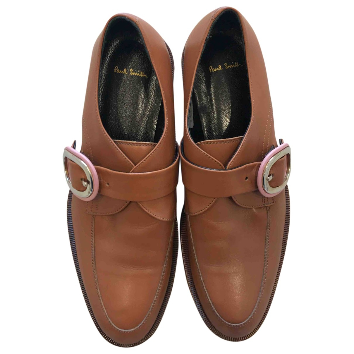 Mocasines de Cuero Paul Smith