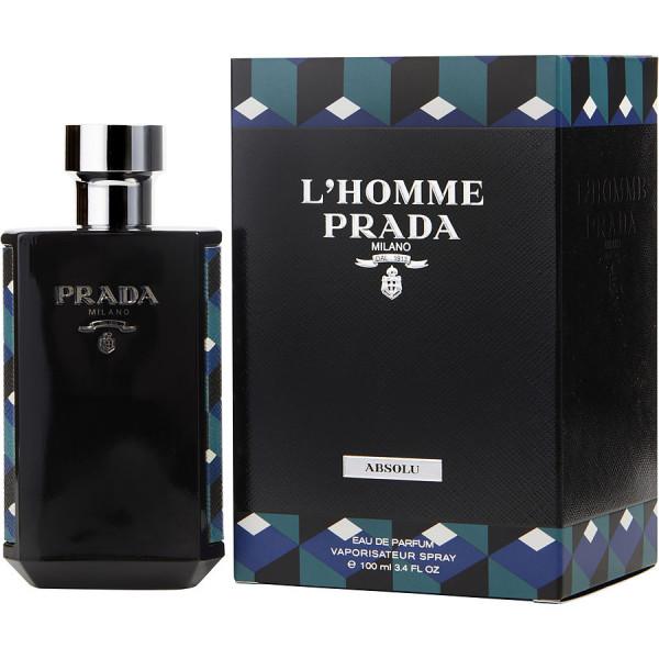 LHomme Absolu - Prada Eau de Parfum Spray 100 ml