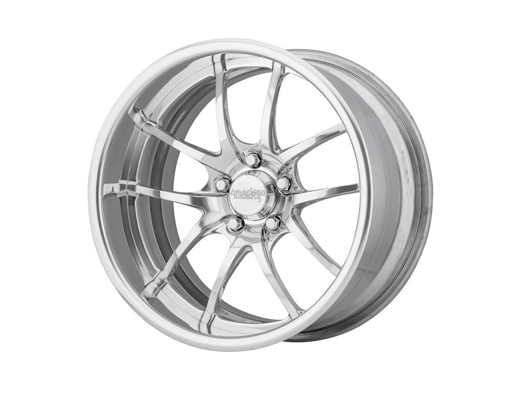 American Racing Forged VF529 Wheel 17x7 Blank +0mm Polished