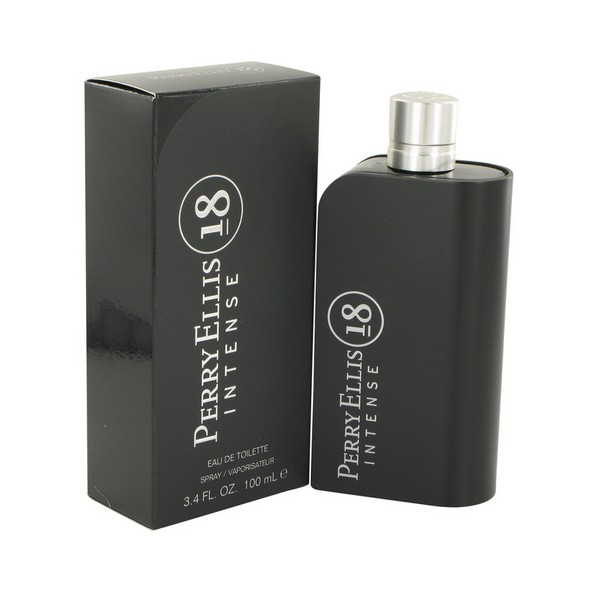 Perry Ellis 18 Intense - Perry Ellis Eau de toilette en espray 100 ML