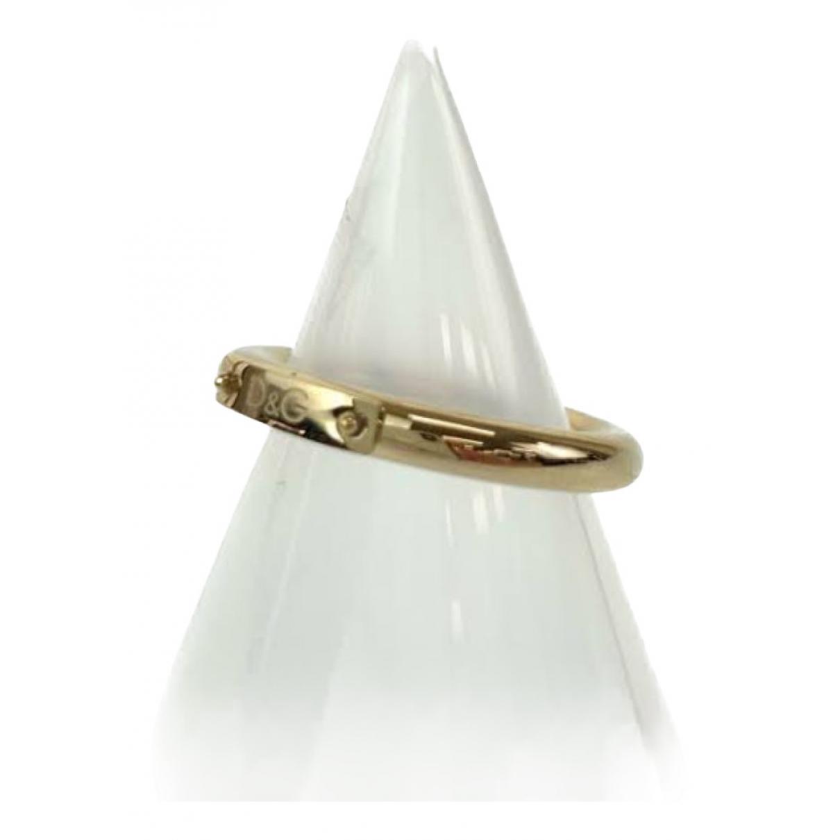Dolce & Gabbana N Metal ring for Women 44 MM