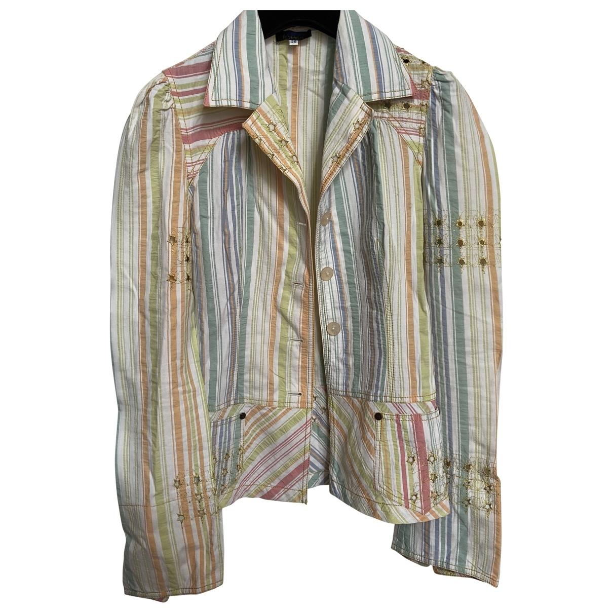 Christian Lacroix \N Multicolour Cotton jacket for Women 38 FR