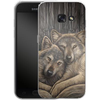 Samsung Galaxy A3 (2017) Silikon Handyhuelle - Loyal Companions von Lisa Parker