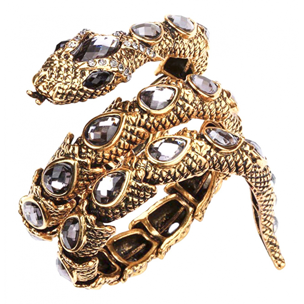 Valentino Garavani \N Gold Metal bracelet for Women \N