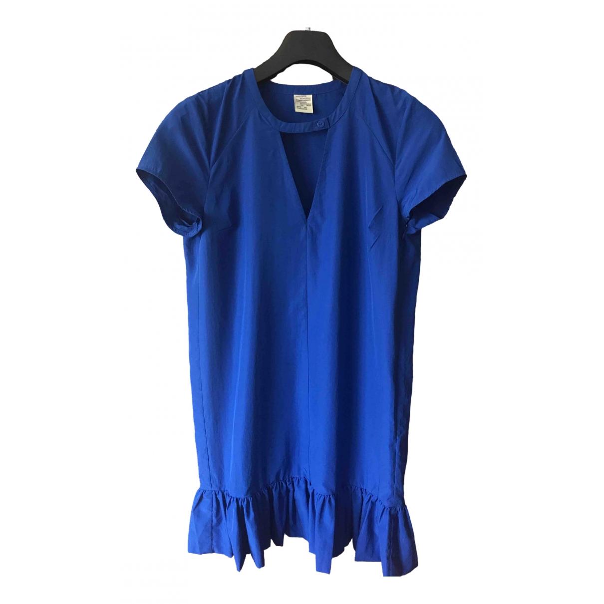 Baum Und Pferdgarten \N Blue dress for Women 10 UK