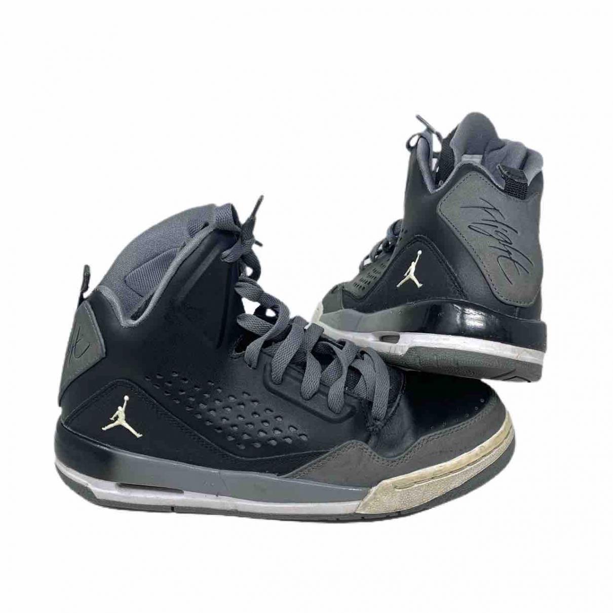 Jordan - Baskets   pour homme en toile - gris