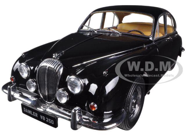 1967 Daimler V8-250 Black Limited to 3000pc 1/18 Diecast Car Model by Paragon