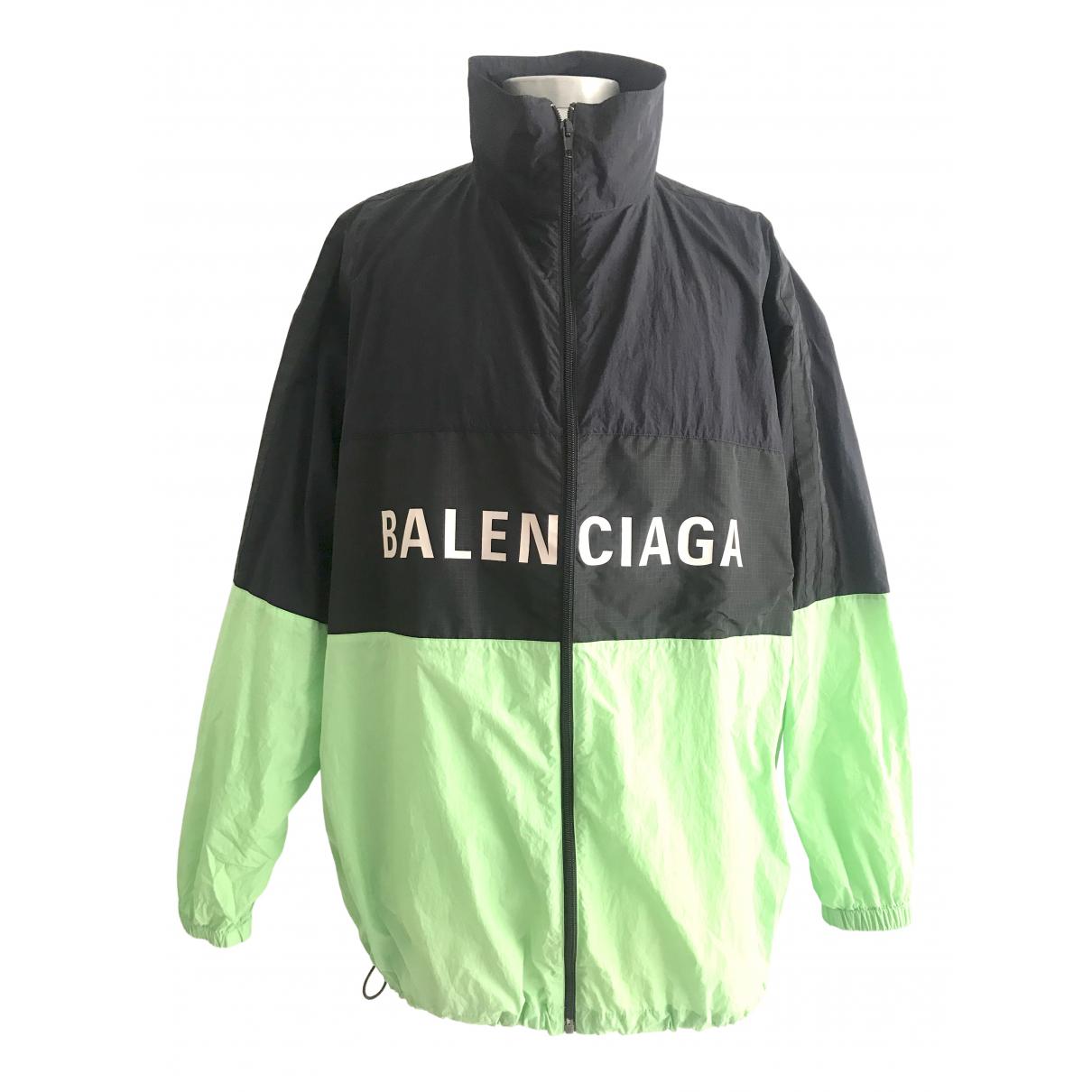 Balenciaga - Veste   pour femme - multicolore