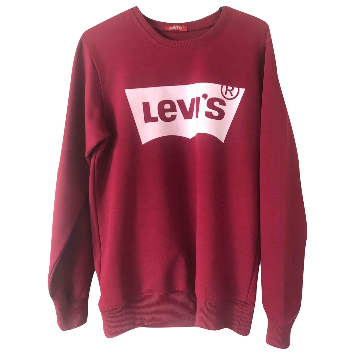 Levi's \N Burgundy Knitwear for Women 36 FR