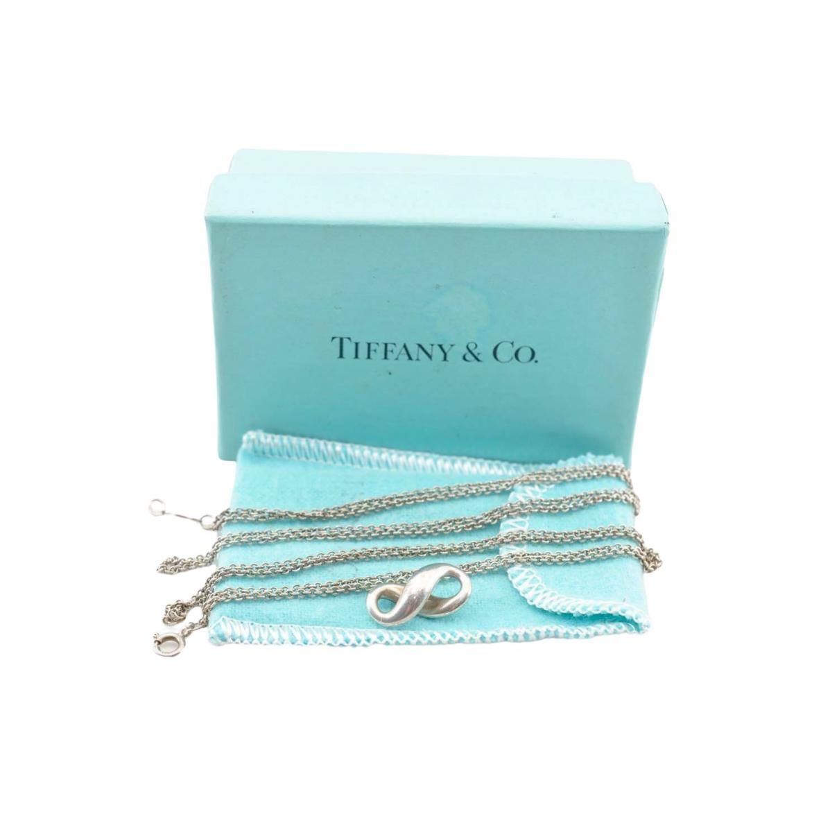 Collar Tiffany Infinity de Plata Tiffany & Co
