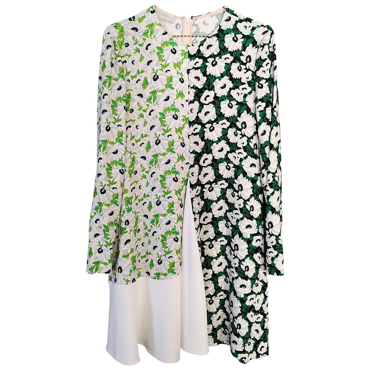 Stella Mccartney - Robe   pour femme - vert