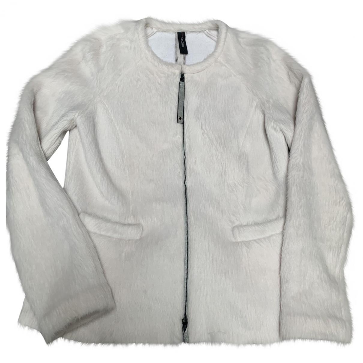 Marc Cain \N Ecru jacket for Women 4 0-5