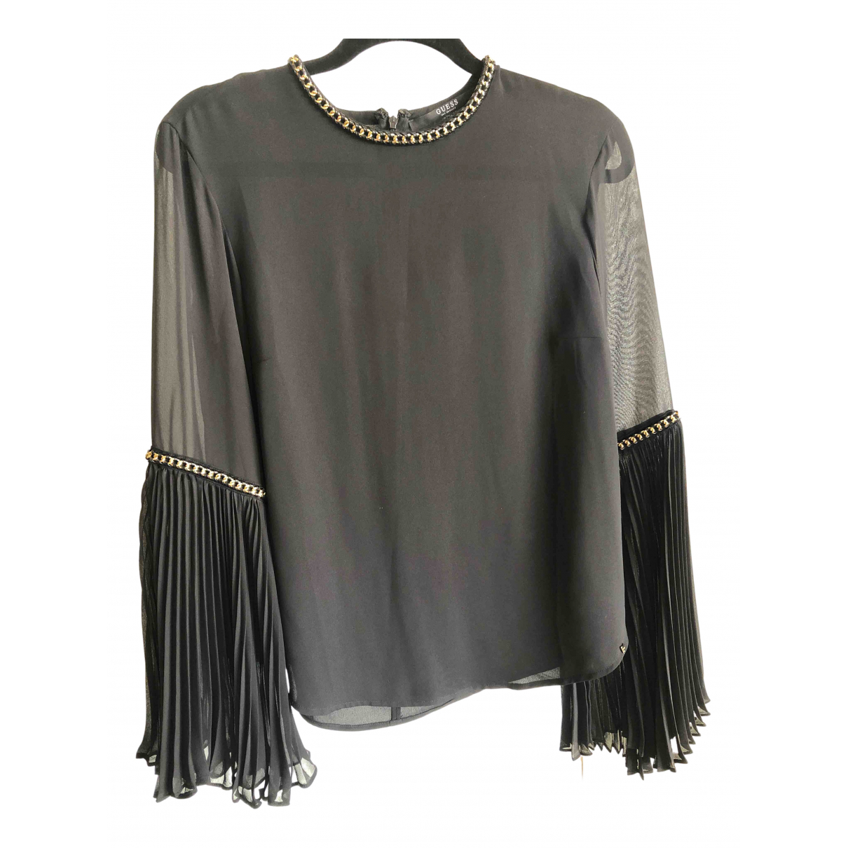 Guess \N Black  top for Women 36 FR