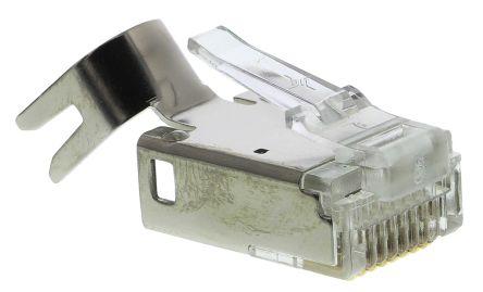 Telegartner , Male Cat6a RJ Connector
