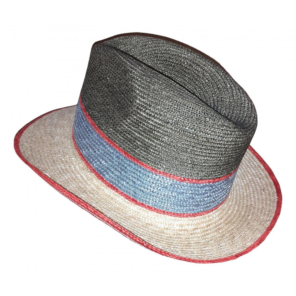 Hackett London - Chapeau & Bonnets   pour homme en paille
