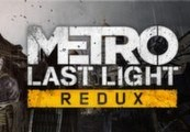 Metro: Last Light Redux EU XBOX One CD Key